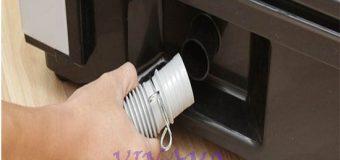 ống xả nước máy giặt – giá cả, nơi bán và những lỗi thường gặp