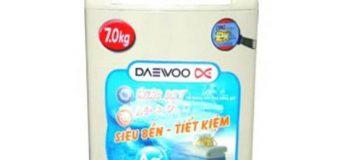 sửa máy giặt daewoo – phương pháp từ VINAMO