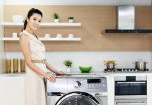 cách khắc phục lỗi pe máy giặt lg