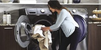 cách lắp máy giặt toshiba
