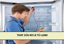 thay sửa rơ le tủ lạnh