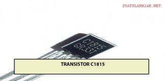 transistor c1815