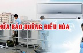 Bảo dưỡng điều hòa tại Phùng Hưng
