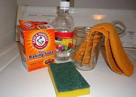 Cách khắc phục máy giặt có mùi hôi