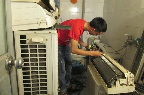 Dịch vụ bảo dưỡng điều hòa tại Nguyễn Văn Cừ uy tín, chuyên nghiệp