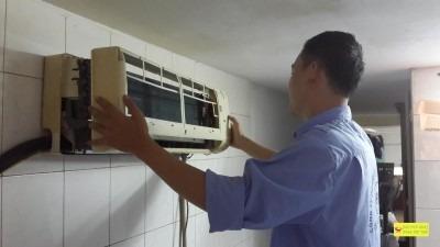 Dịch vụ sửa điều hòa bị chảy nước uy tín