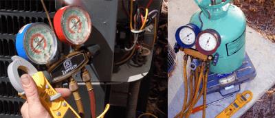 Nạp gas điều hòa tại nhà giá rẻ