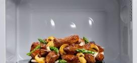 Lợi ích khi nấu ăn bằng lò vi sóng