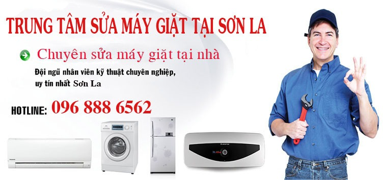 Trung tâm sửa máy giặt tại Sơn La