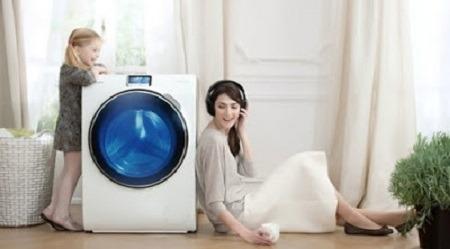 Ý nghĩa tốc độ quay của máy giặt